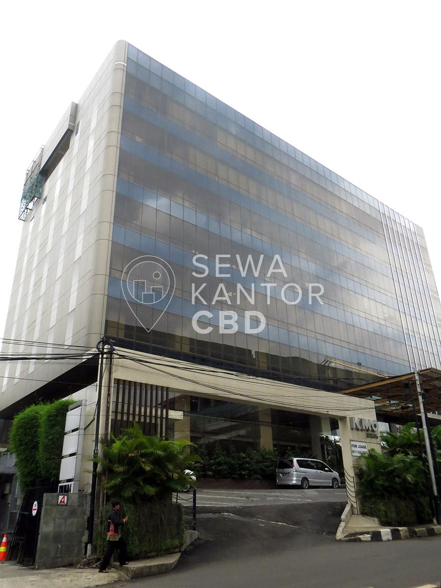 Sewa Kantor Gedung KMO Building Jakarta Selatan Kebayoran Baru  Jakarta Exterior 0