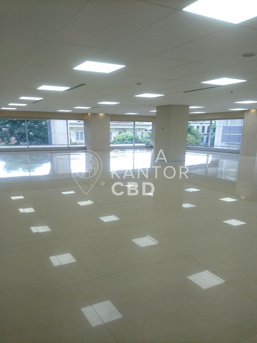 Sewa Kantor Gedung KMO Building Jakarta Selatan Kebayoran Baru  Jakarta Interior 3