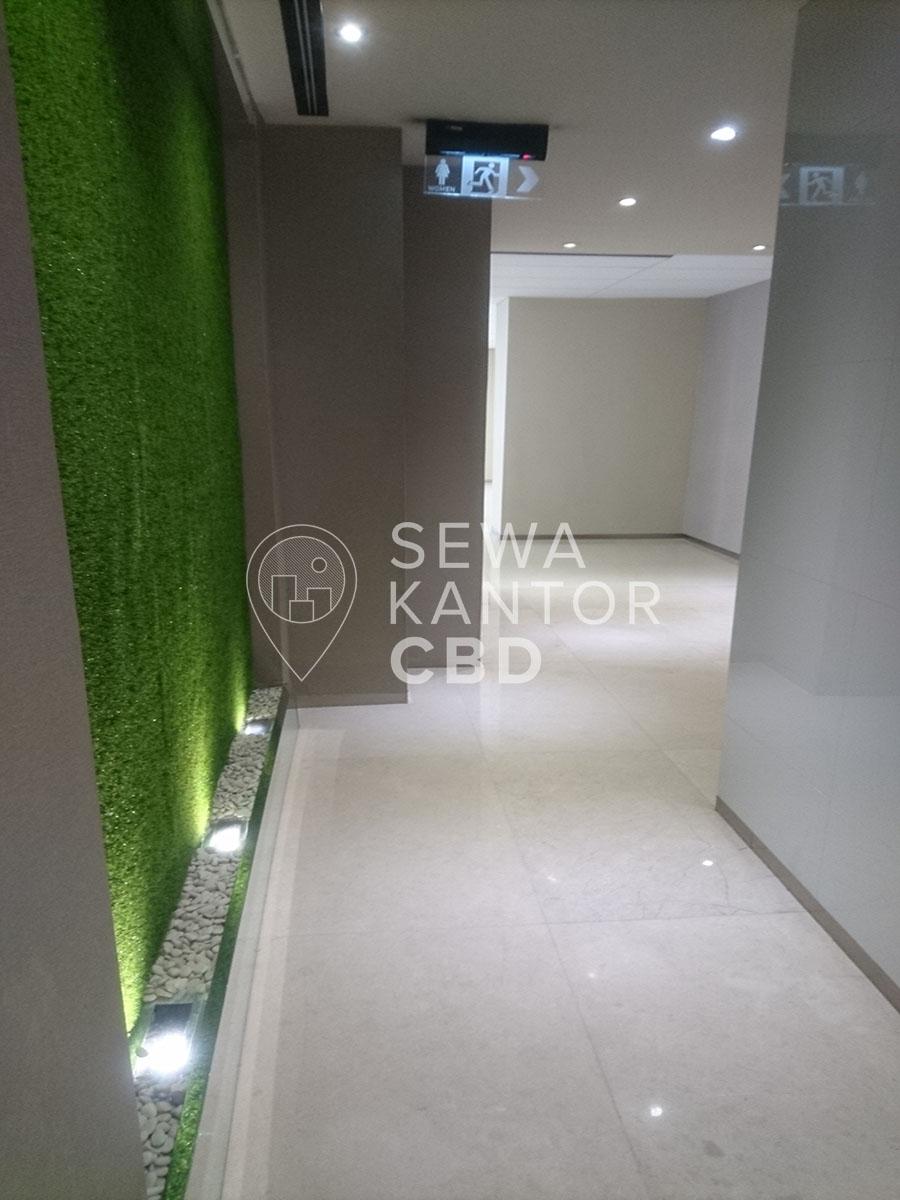 Sewa Kantor Gedung KMO Building Jakarta Selatan Kebayoran Baru  Jakarta Interior 2