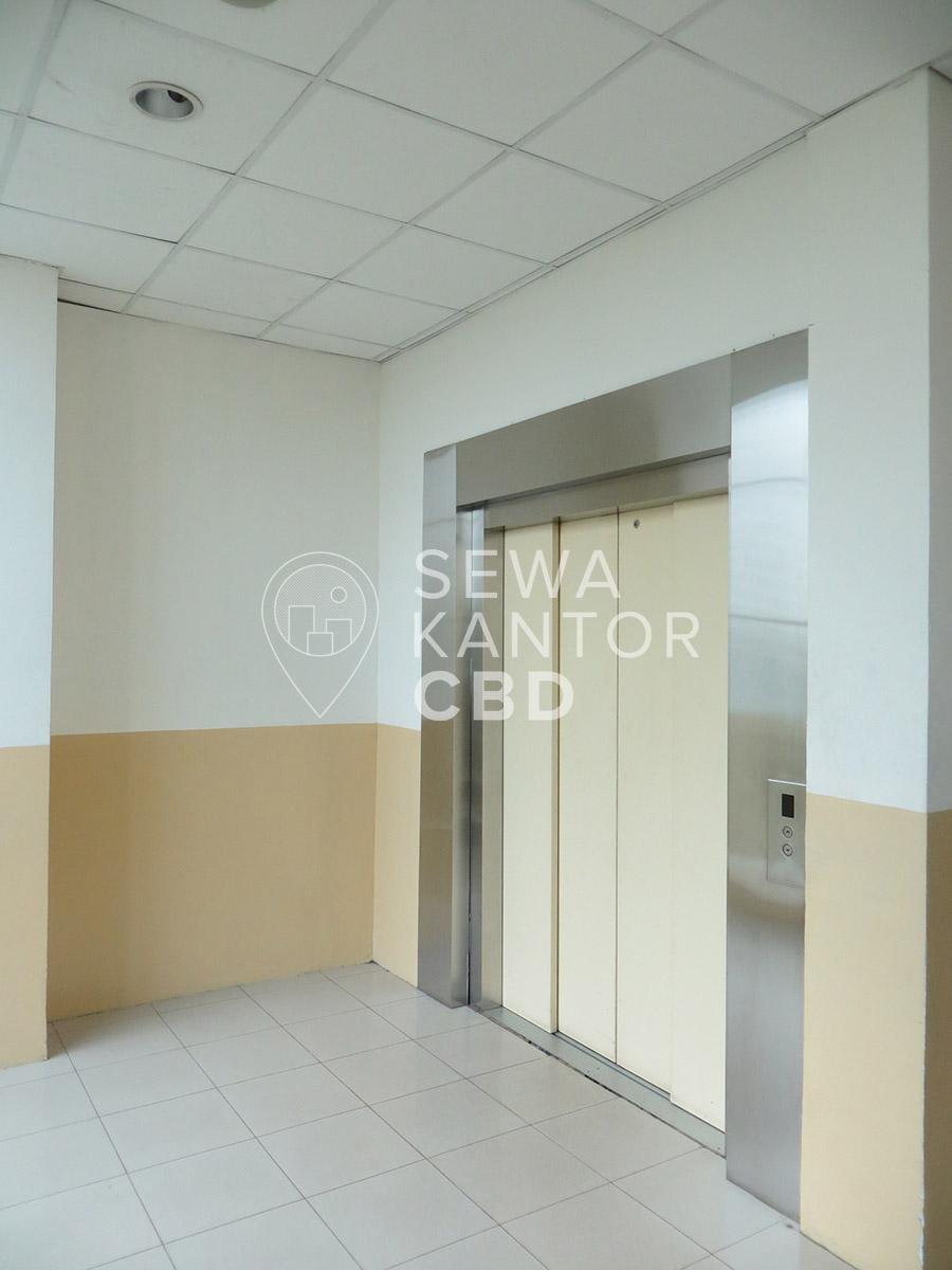 Sewa Kantor Gedung Bellezza Shopping Arcade Jakarta Selatan Kebayoran Lama  Jakarta Interior 7