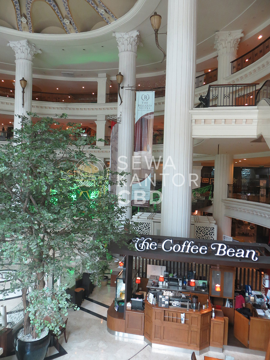 Sewa Kantor Gedung Bellezza Shopping Arcade Jakarta Selatan Kebayoran Lama  Jakarta Interior 3