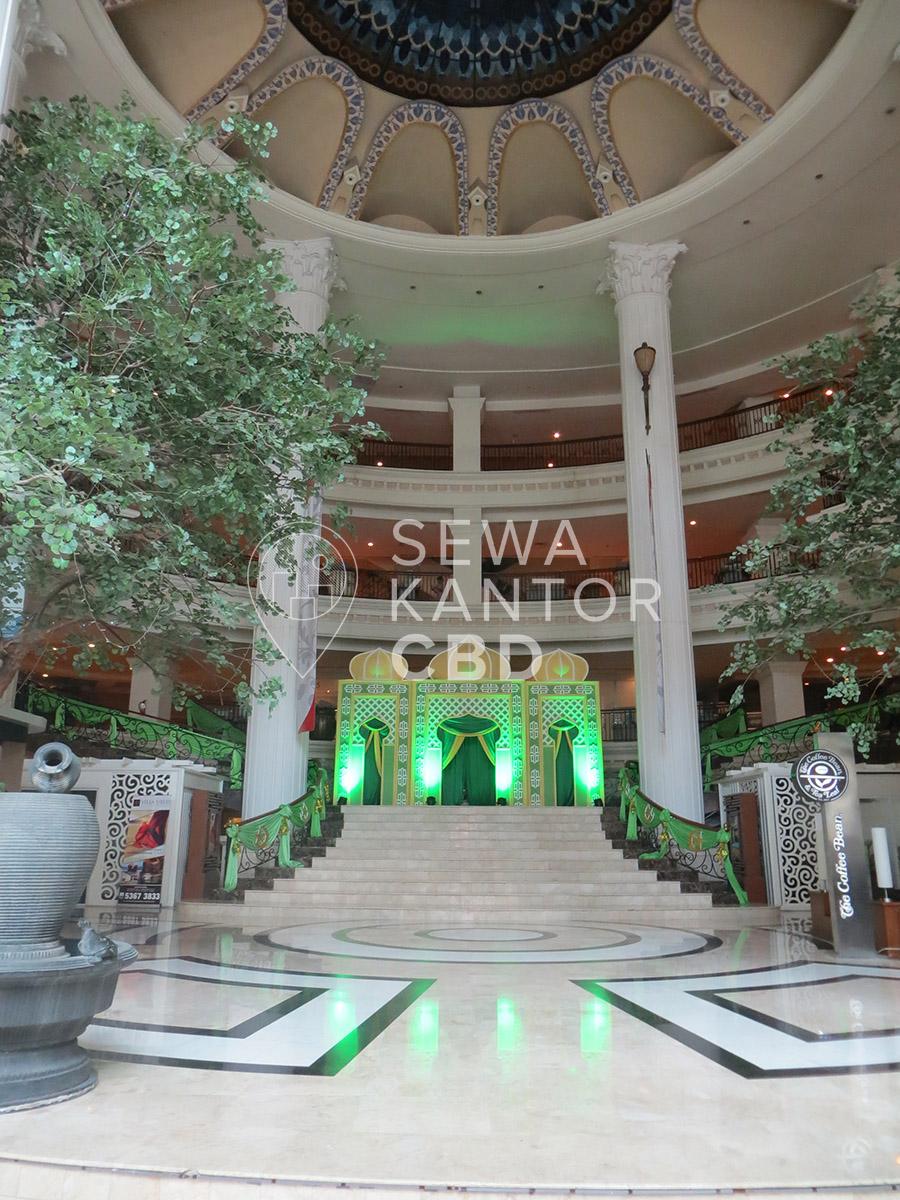 Sewa Kantor Gedung Bellezza Shopping Arcade Jakarta Selatan Kebayoran Lama  Jakarta Interior 2
