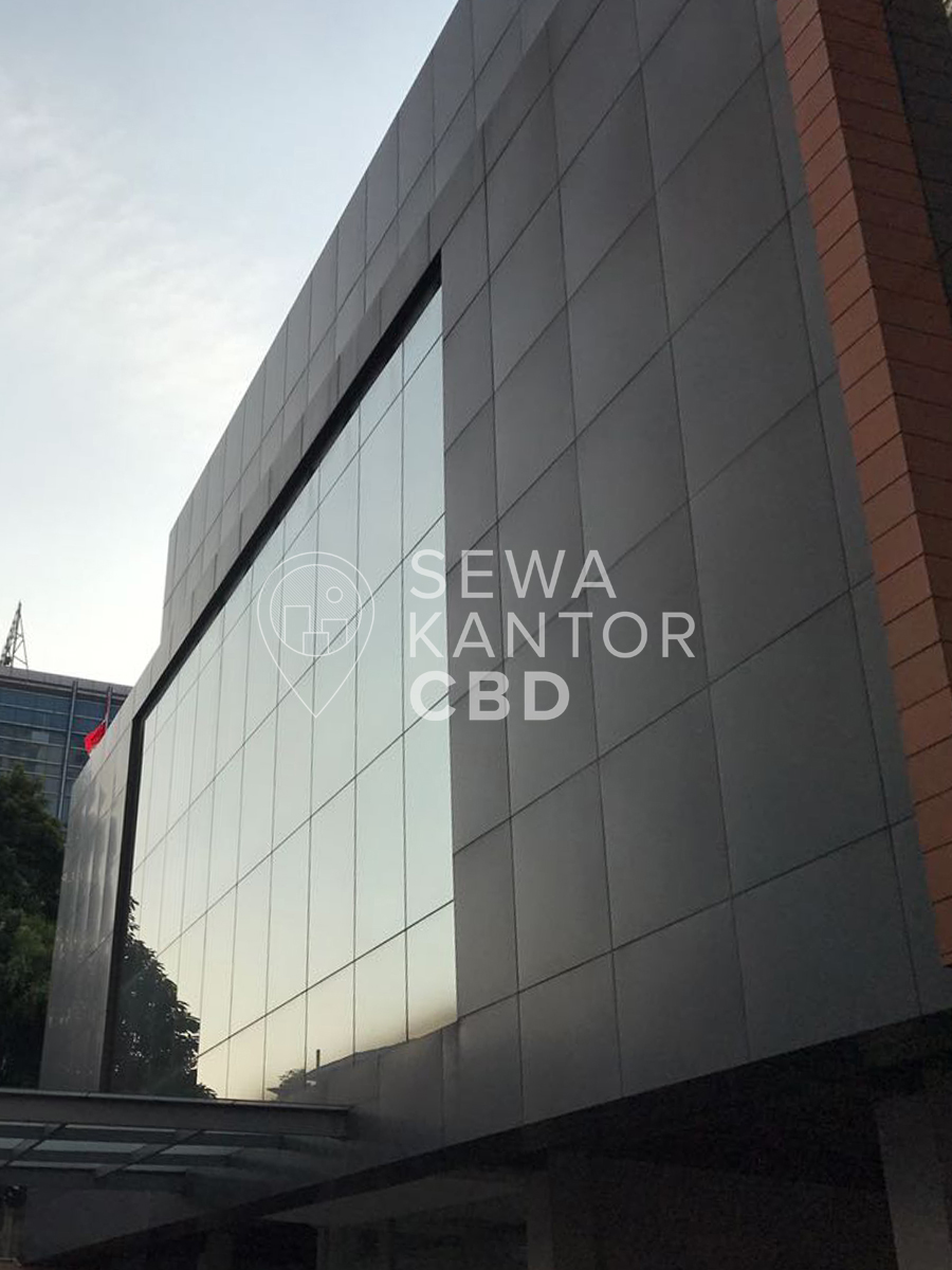 Sewa Kantor Gedung Berrybenka Headquarter Jakarta Pusat Tanah Abang  Jakarta Exterior 2