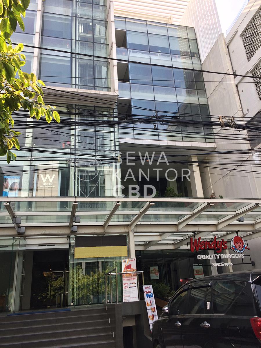 Sewa Kantor Gedung IRMC Cokro Jakarta Pusat Menteng  Jakarta Exterior 4
