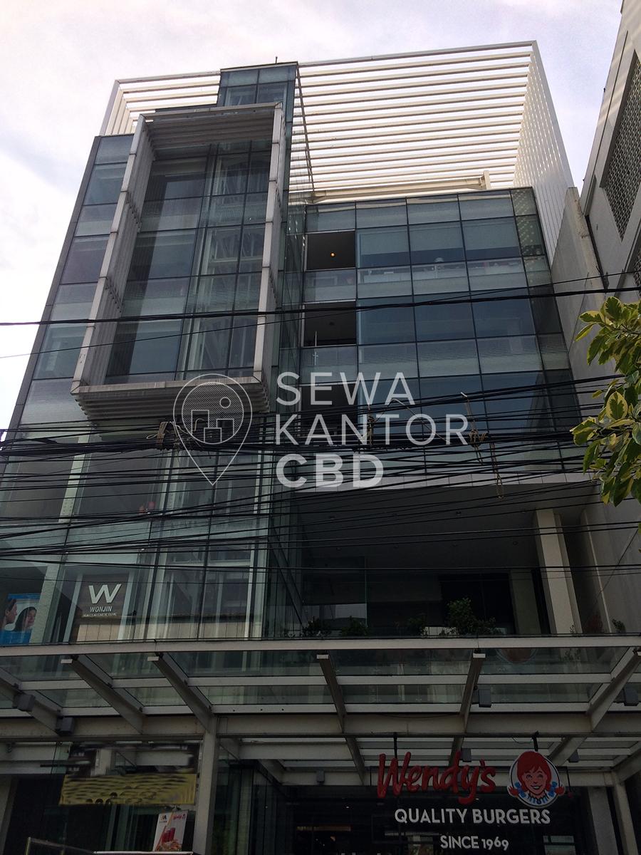 Sewa Kantor Gedung IRMC Cokro Jakarta Pusat Menteng  Jakarta Exterior