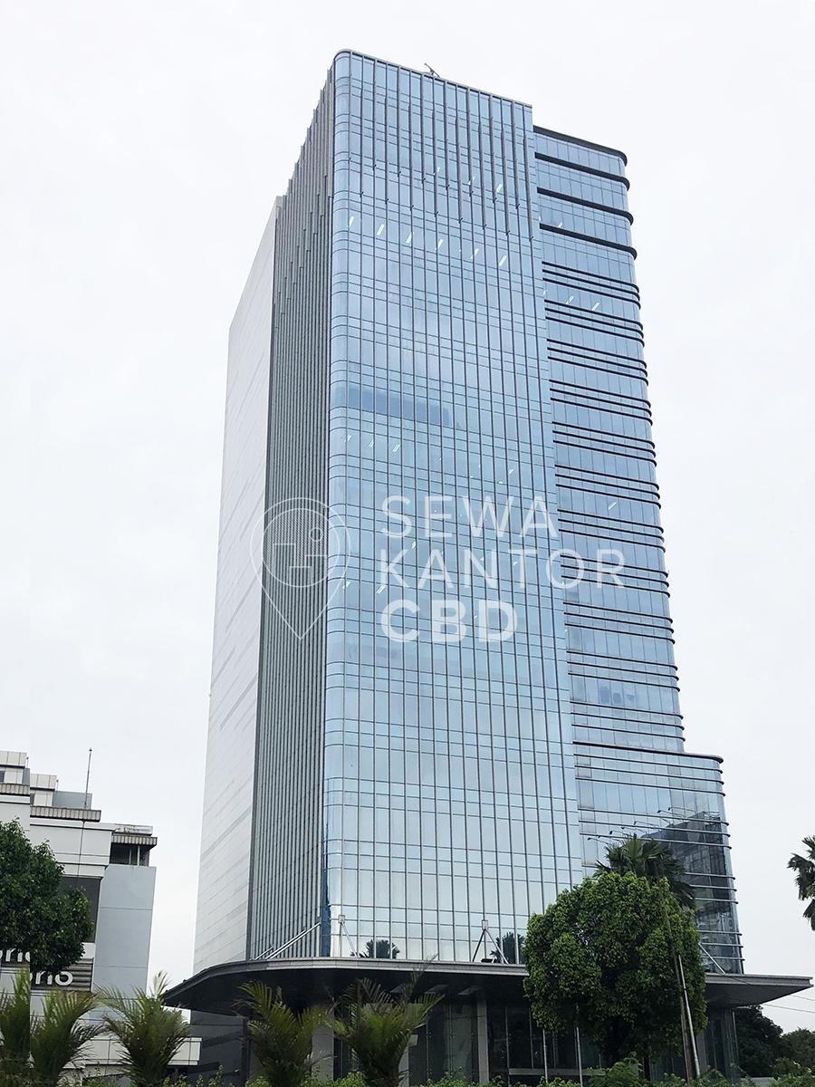 Sewa Kantor Gedung Indomobil Tower  Jakarta Timur Jatinegara  Jakarta Exterior