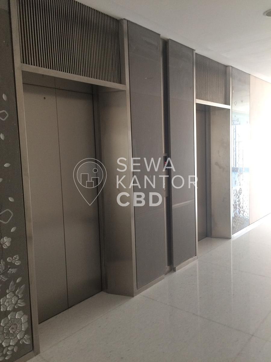 Sewa Kantor Gedung Blue Bird Tower Jakarta Selatan Mampang Prapatan  Jakarta Interior 14