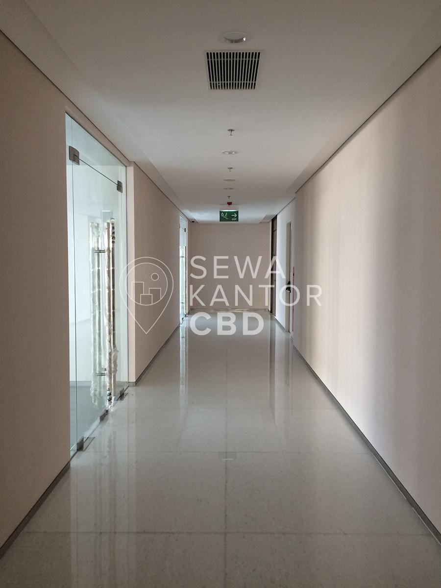 Sewa Kantor Gedung Blue Bird Tower Jakarta Selatan Mampang Prapatan  Jakarta Interior 13