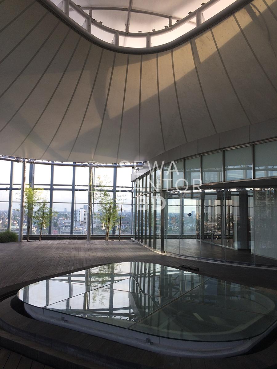 Sewa Kantor Gedung Blue Bird Tower Jakarta Selatan Mampang Prapatan  Jakarta Interior 9