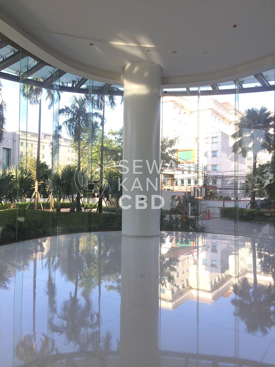 Sewa Kantor Gedung Blue Bird Tower Jakarta Selatan Mampang Prapatan  Jakarta Interior 2