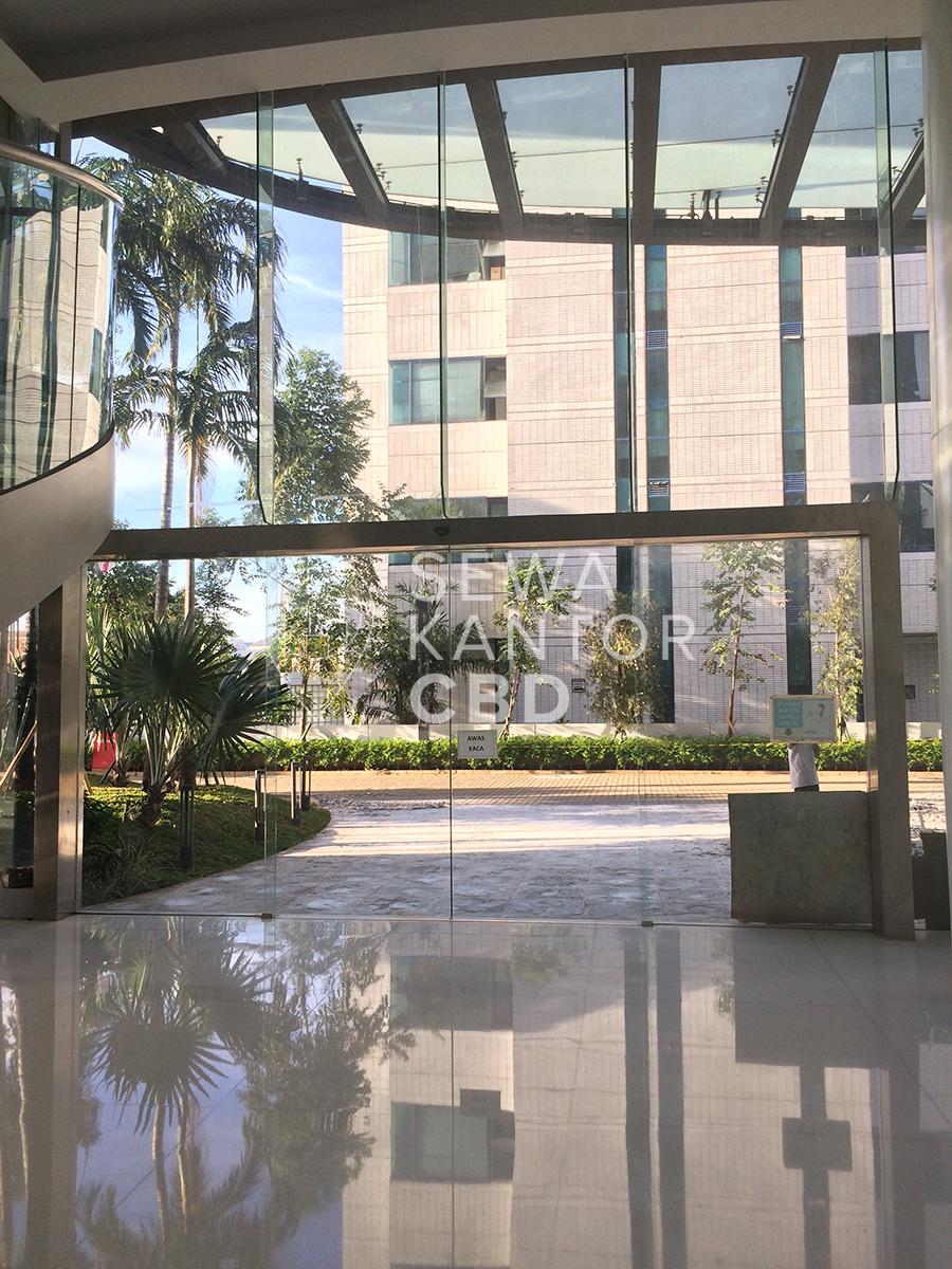 Sewa Kantor Gedung Blue Bird Tower Jakarta Selatan Mampang Prapatan  Jakarta Interior 1