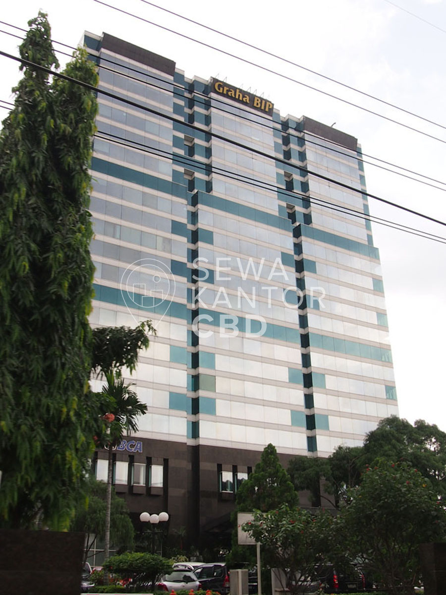 Sewa Kantor Gedung Graha BIP Jakarta Selatan Mampang Prapatan Gatot Subroto Jakarta Exterior 0