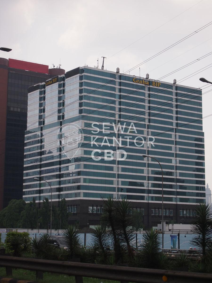 Sewa Kantor Gedung Graha BIP Jakarta Selatan Mampang Prapatan Gatot Subroto Jakarta Exterior 2