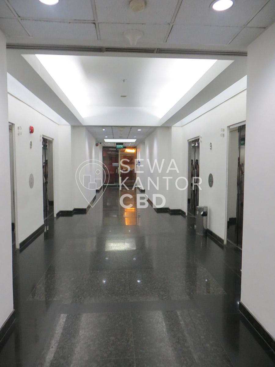 Sewa Kantor Gedung Graha BIP Jakarta Selatan Mampang Prapatan Gatot Subroto Jakarta Interior 4