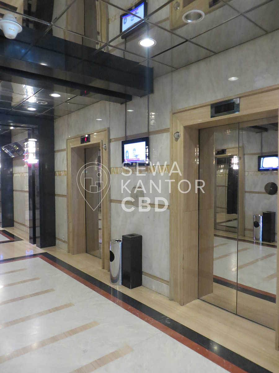 Sewa Kantor Gedung Graha BIP Jakarta Selatan Mampang Prapatan Gatot Subroto Jakarta Interior 3