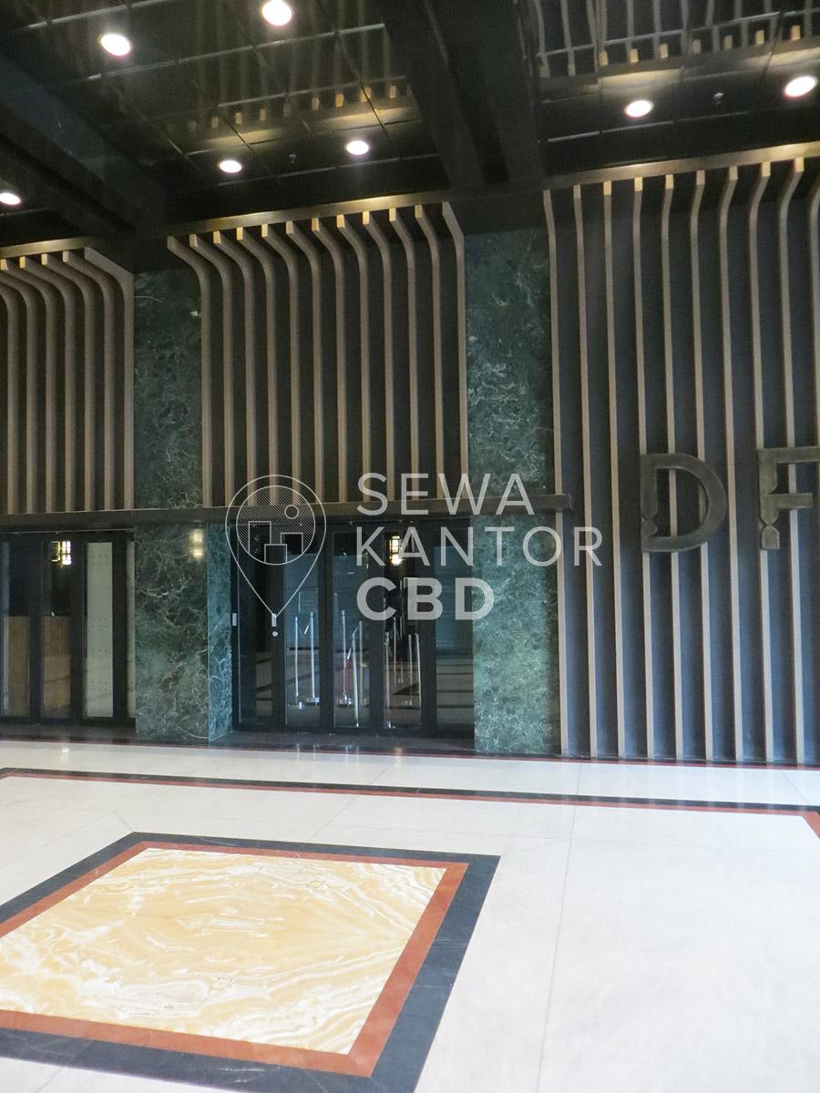 Sewa Kantor Gedung Graha BIP Jakarta Selatan Mampang Prapatan Gatot Subroto Jakarta Interior 1