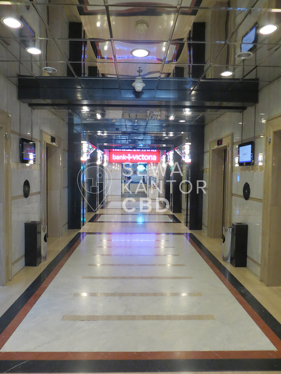 Sewa Kantor Gedung Graha BIP Jakarta Selatan Mampang Prapatan Gatot Subroto Jakarta Interior