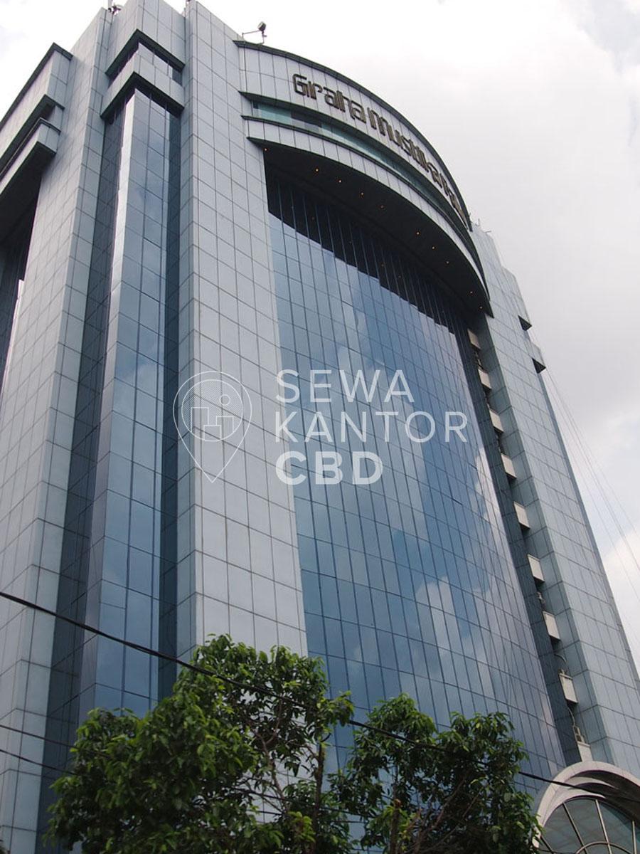 Sewa Kantor Gedung Graha Mustika Ratu Jakarta Selatan Tebet Gatot Subroto Jakarta Exterior 4