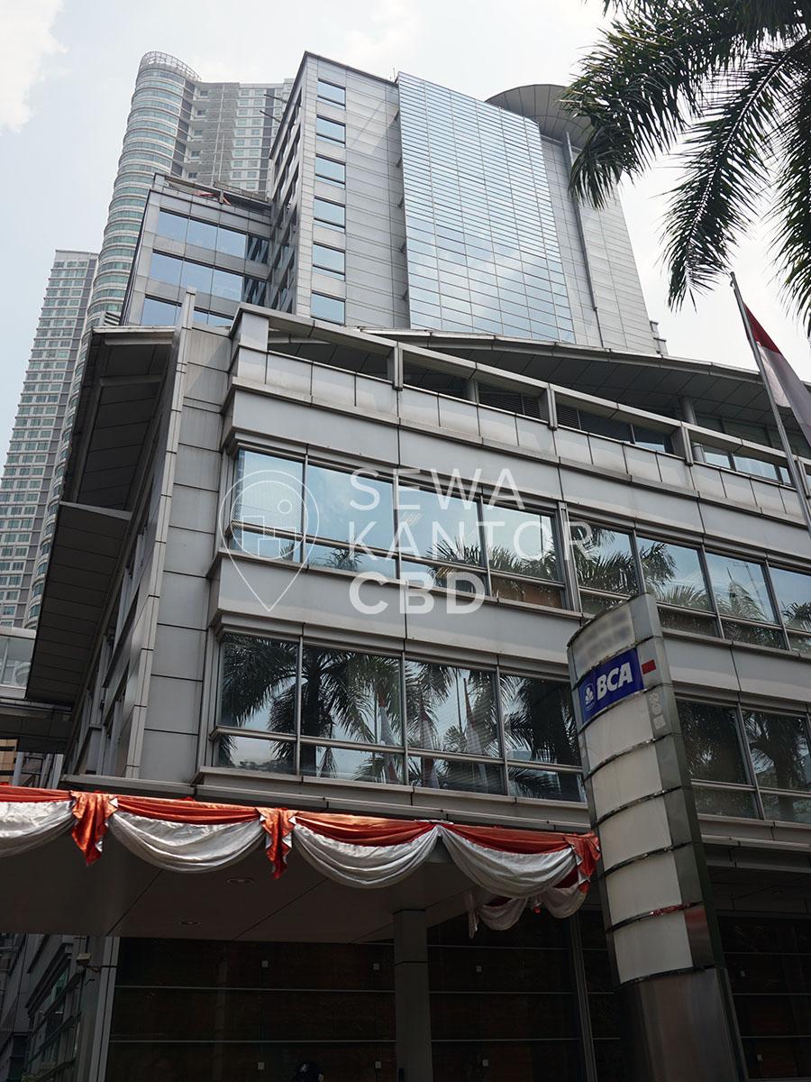 Sewa Kantor Gedung Graha Paramita Jakarta Selatan Setiabudi Satrio Jakarta Exterior