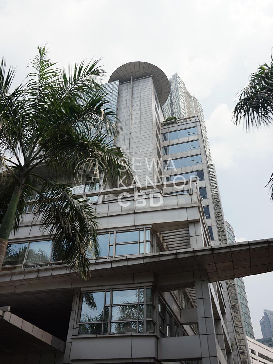 Sewa Kantor Gedung Graha Paramita Jakarta Selatan Setiabudi Satrio Jakarta Exterior 1