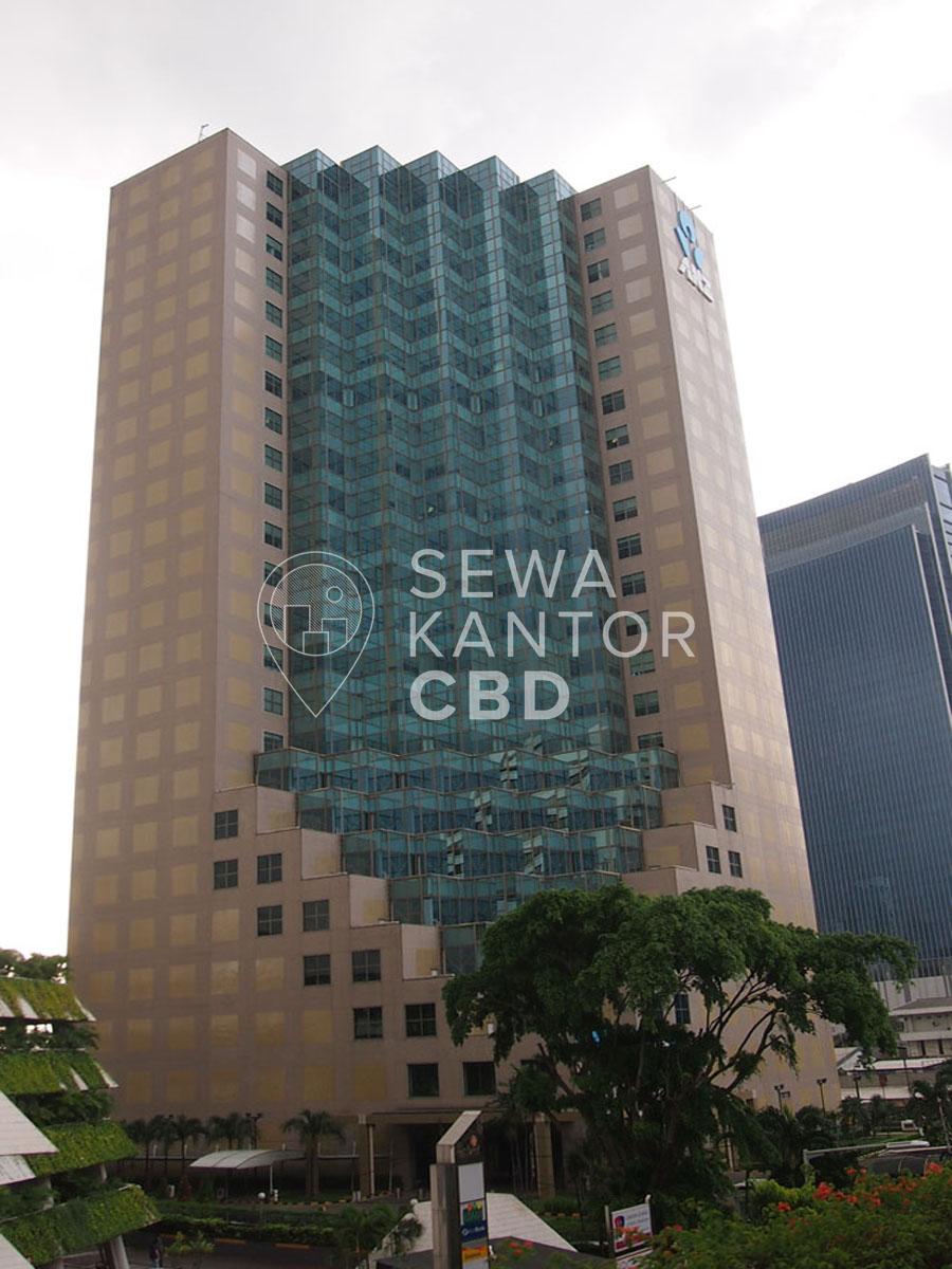 Sewa Kantor Gedung ANZ Tower Jakarta Pusat Tanah Abang Sudirman Jakarta Exterior 0