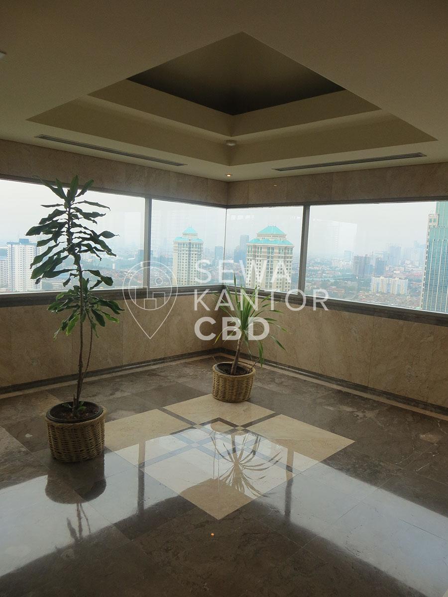 Sewa Kantor Gedung ANZ Tower Jakarta Pusat Tanah Abang Sudirman Jakarta Interior 9
