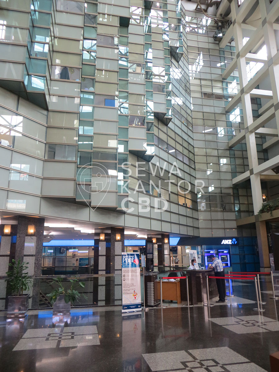 Sewa Kantor Gedung ANZ Tower Jakarta Pusat Tanah Abang Sudirman Jakarta Interior 7