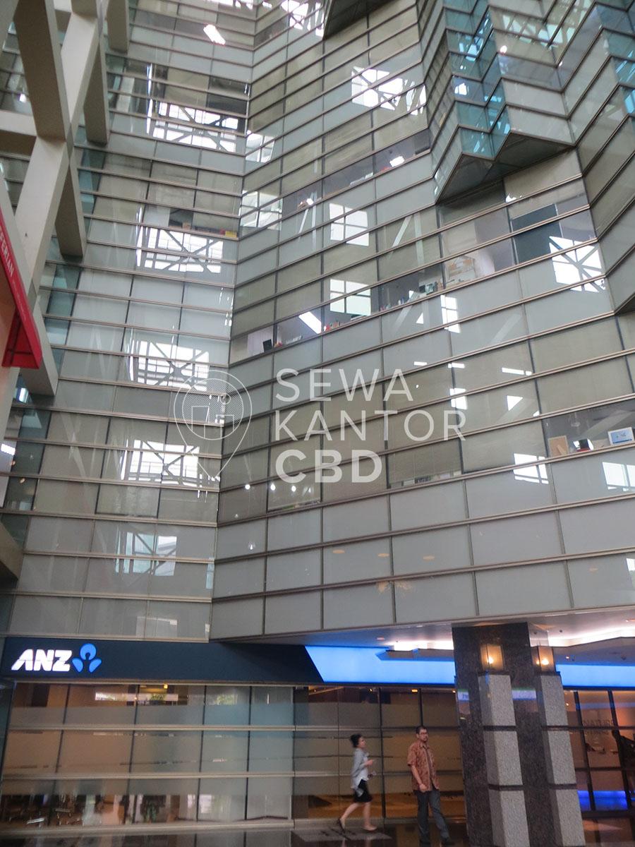 Sewa Kantor Gedung ANZ Tower Jakarta Pusat Tanah Abang Sudirman Jakarta Interior 6