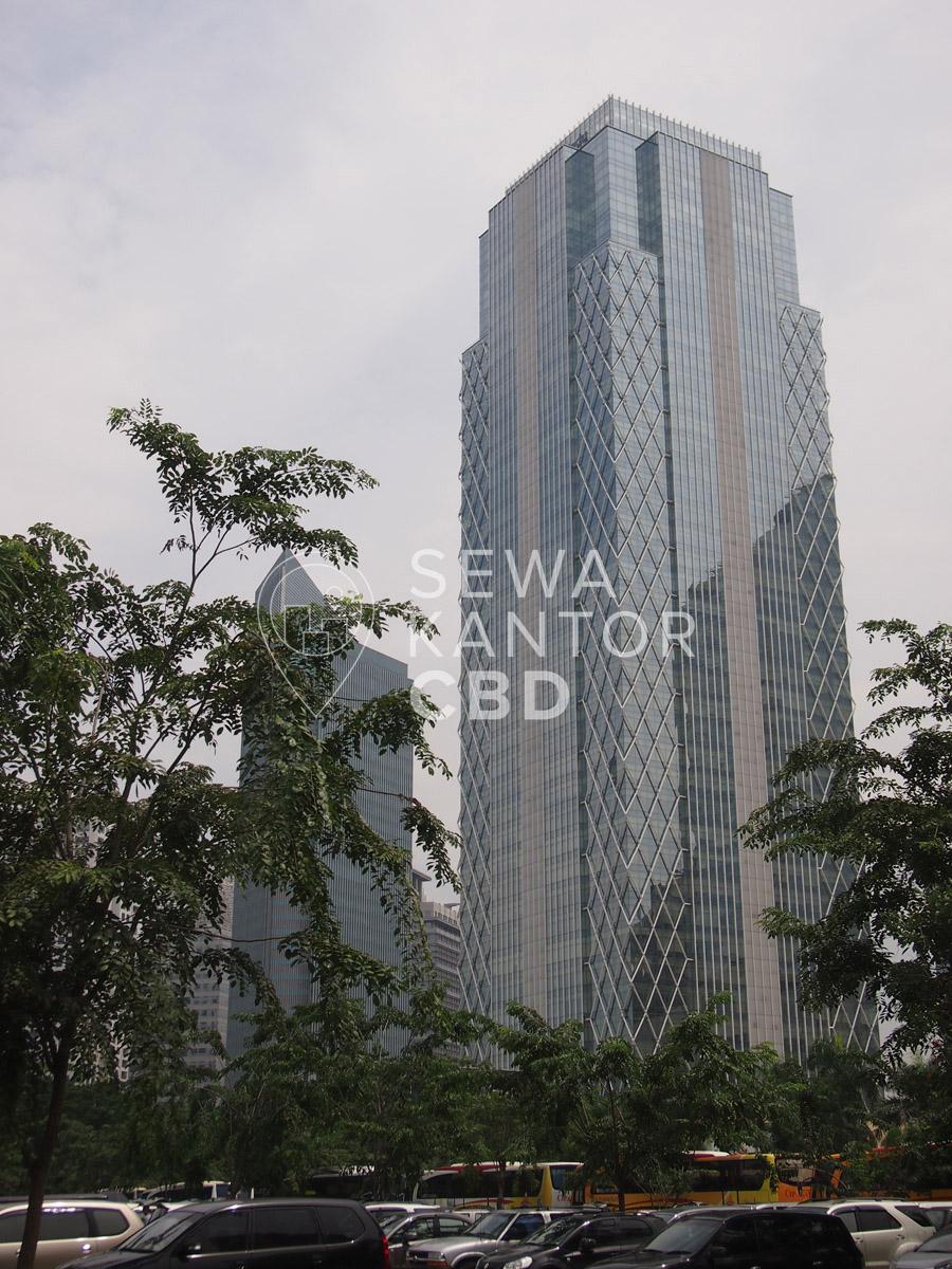 Sewa Kantor Gedung Equity Tower Jakarta Selatan Kebayoran Baru Sudirman Jakarta Exterior 0
