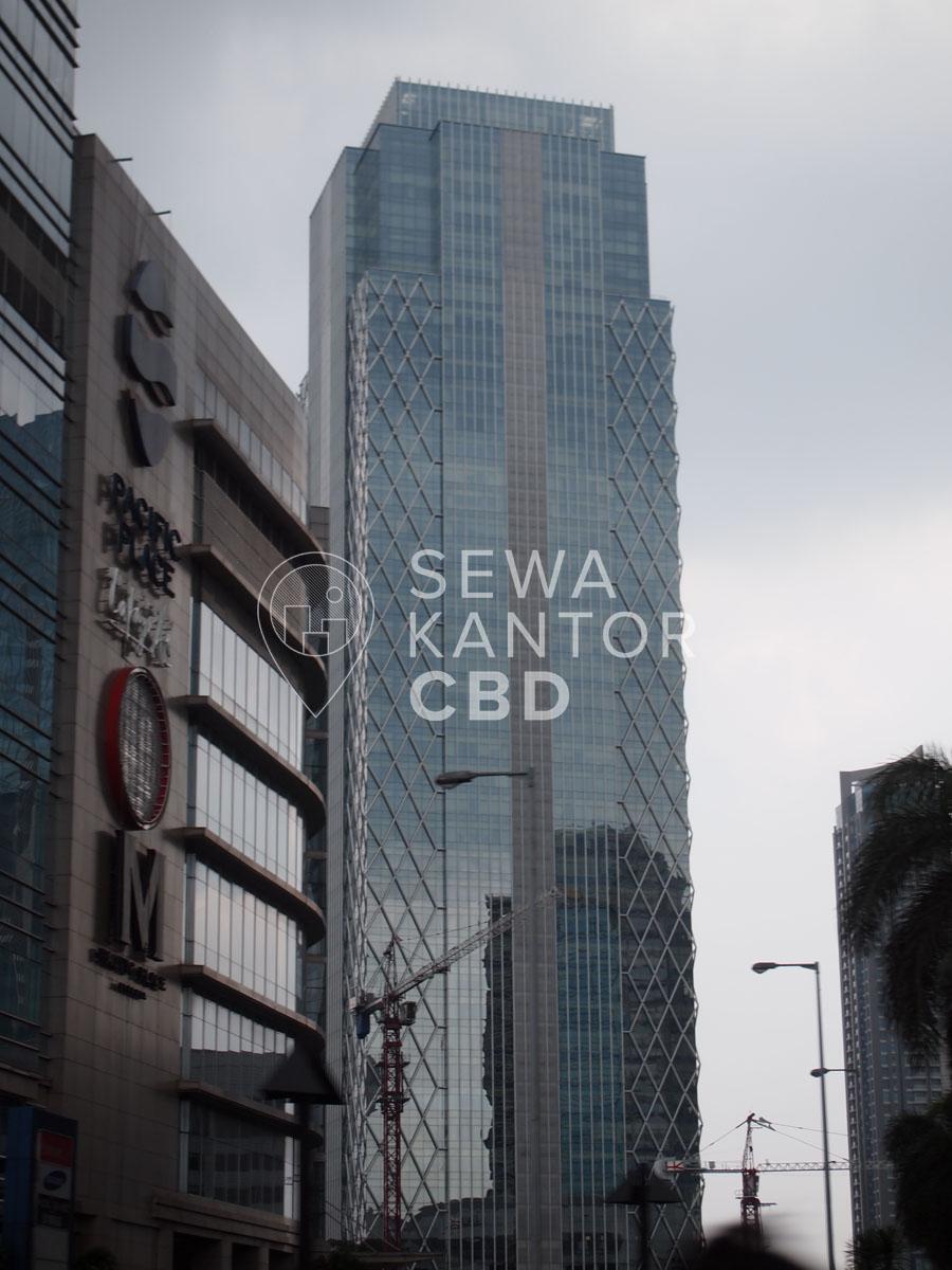 Sewa Kantor Gedung Equity Tower Jakarta Selatan Kebayoran Baru Sudirman Jakarta Exterior 1