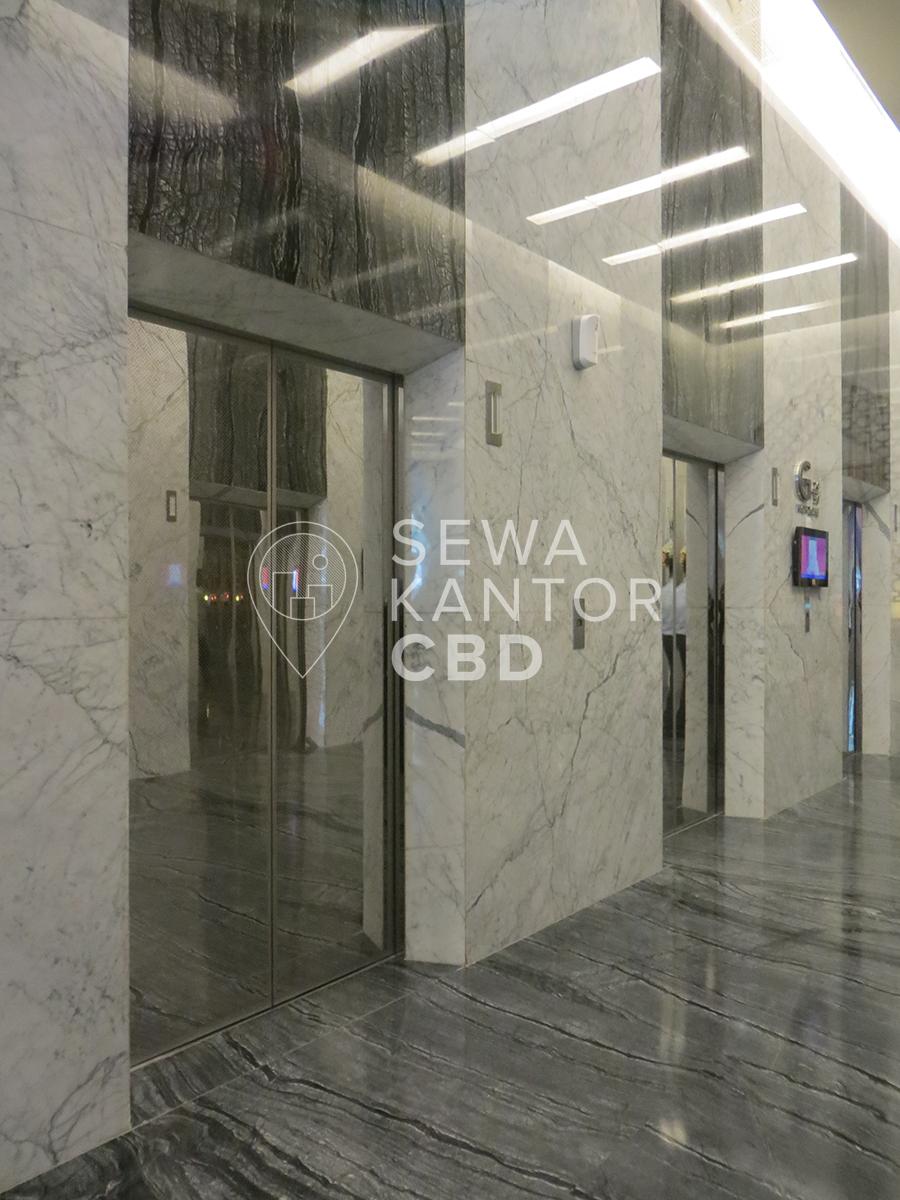 Sewa Kantor Gedung Equity Tower Jakarta Selatan Kebayoran Baru Sudirman Jakarta Interior 14
