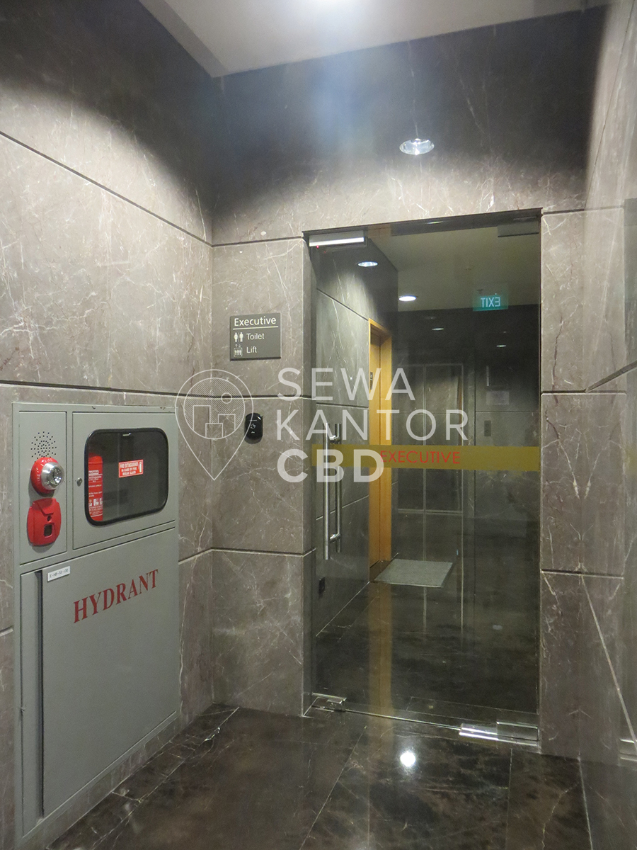 Sewa Kantor Gedung Equity Tower Jakarta Selatan Kebayoran Baru Sudirman Jakarta Interior 10
