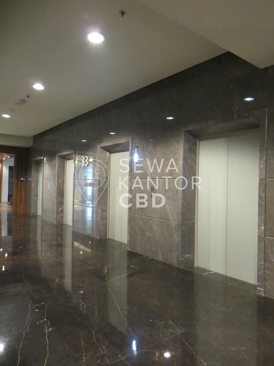Sewa Kantor Gedung Equity Tower Jakarta Selatan Kebayoran Baru Sudirman Jakarta Interior 5
