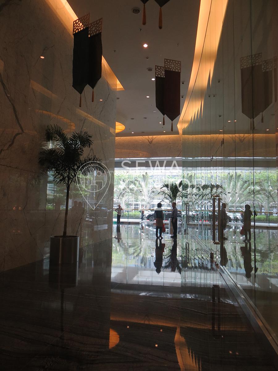Sewa Kantor Gedung Equity Tower Jakarta Selatan Kebayoran Baru Sudirman Jakarta Interior 3