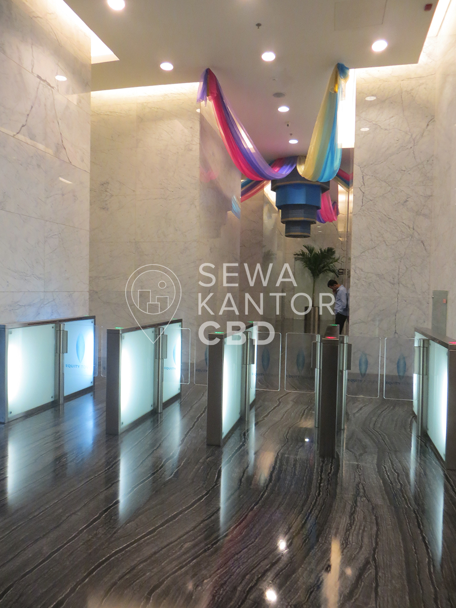 Sewa Kantor Gedung Equity Tower Jakarta Selatan Kebayoran Baru Sudirman Jakarta Interior 2