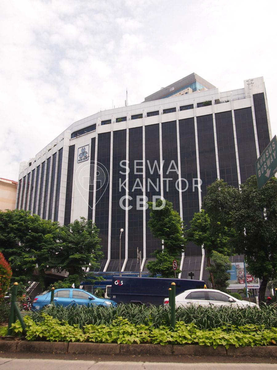 Sewa Kantor Gedung Gedung Bank Panin Pusat Jakarta Pusat Tanah Abang Sudirman Jakarta Exterior