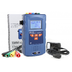 high precision micro-ohmmeter (0.01µΩ to 200Ω)