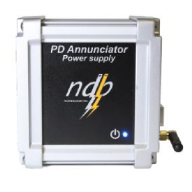 Power supply for PD Annunciator