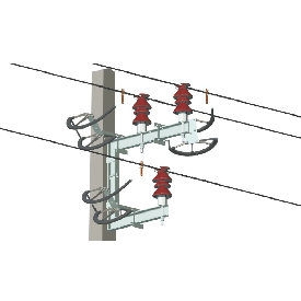 Llpd line lightning protection device dc20z