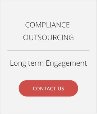 compliance outsourcing long term engagement