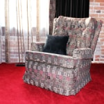 Reupholstered Chair by Sensational Seams