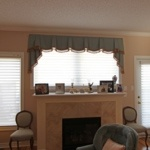 Window Valance with Jabots - Sensational Seams