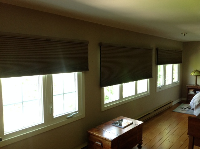 Honeycomb Blinds - Window Treatments by Sensational Seams