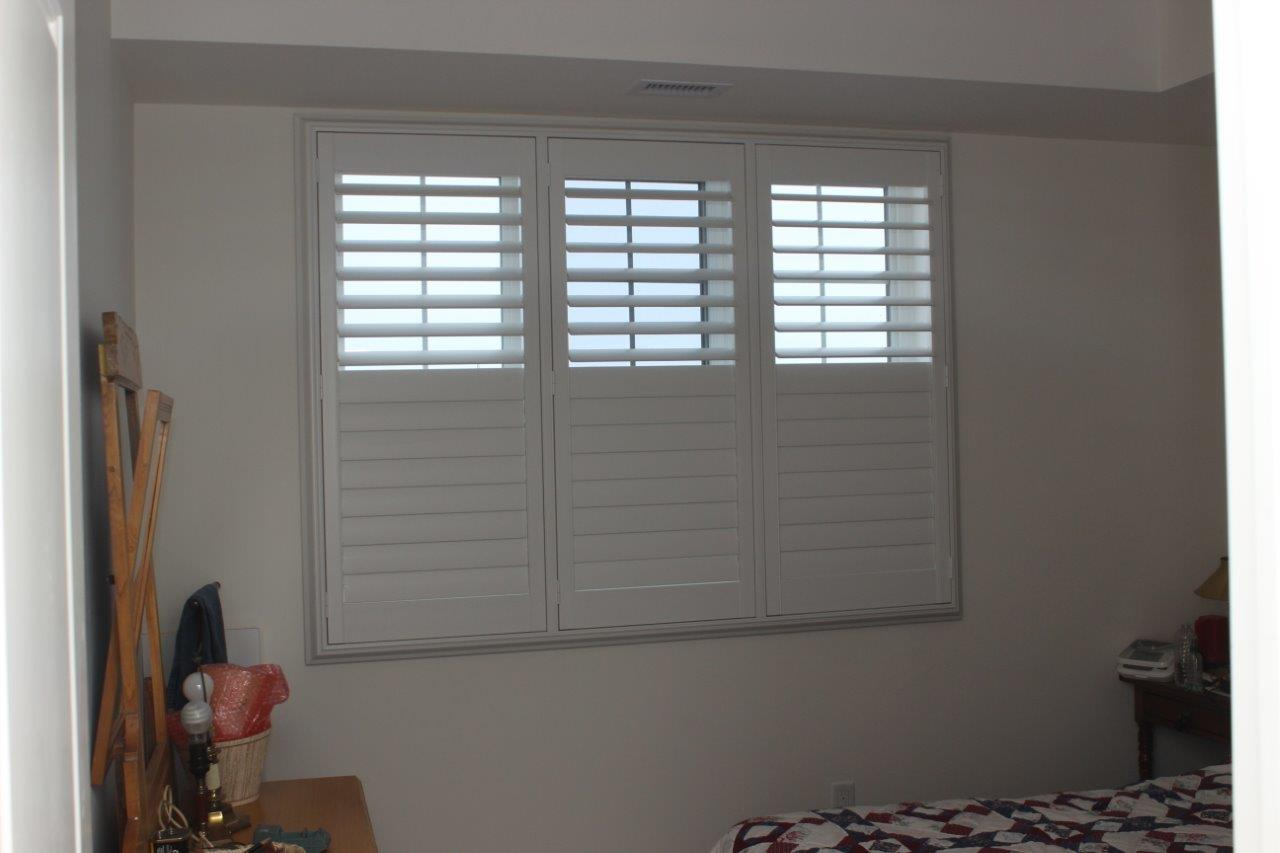 Custom Window Shutters Newcastle ON by Sensational Seams