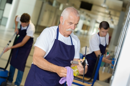 janitorial cleaning services Brampton