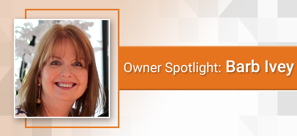 Owner Spotlight: Barb Ivey