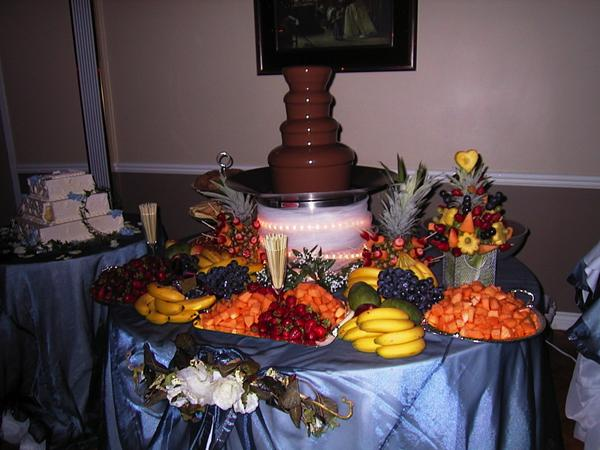 Making Chocolate Tastier Quick Reference For Chocolate Fountain Dipping