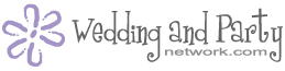 Wedding and Party Network Logo