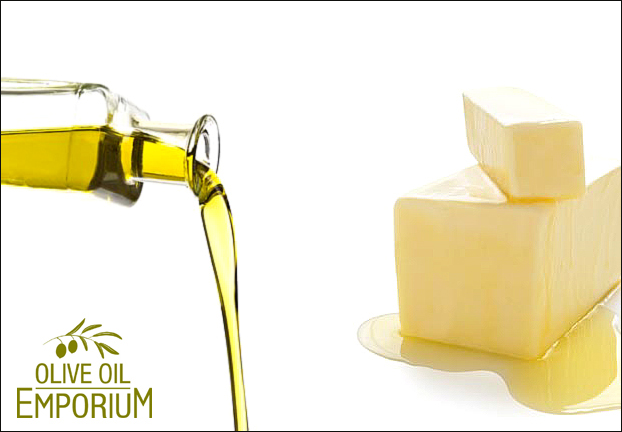 Olive Oil vs Butter Olive Oil Emporium