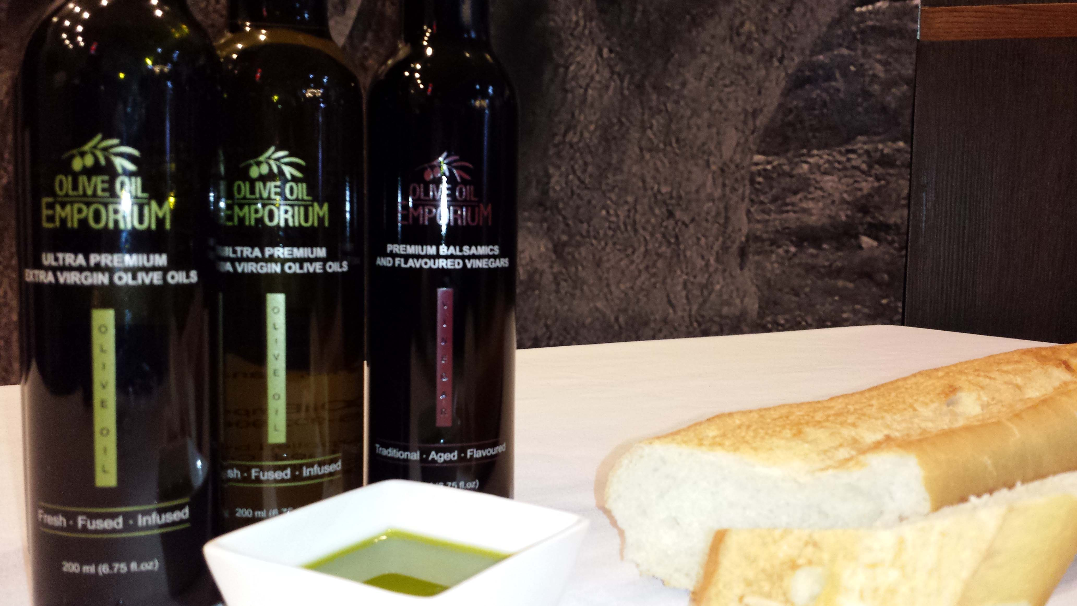 New Harvest Extra Virgin Olive Oils - 2017